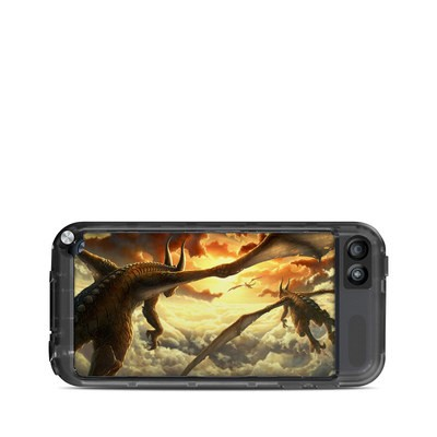 Lifeproof iPod Touch 5G Case Skin - Over the Clouds