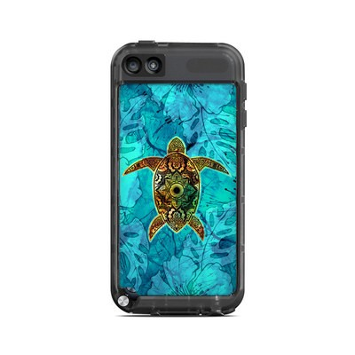 Lifeproof iPod Touch 5G Case Skin - Sacred Honu