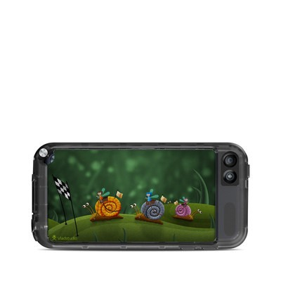 Lifeproof iPod Touch 5G Case Skin - Snail Race