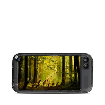 Lifeproof iPod Touch 5G Case Skin - Secret Parade