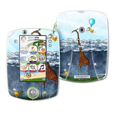 LeapFrog LeapPad2 Explorer Skin - Above The Clouds