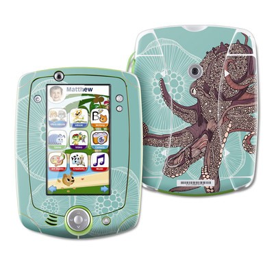 LeapFrog LeapPad2 Explorer Skin - Octopus Bloom