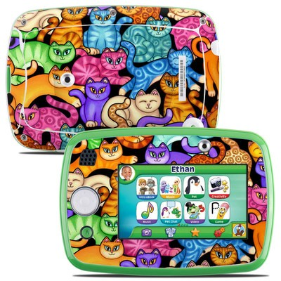 LeapFrog LeapPad 3 Skin - Colorful Kittens