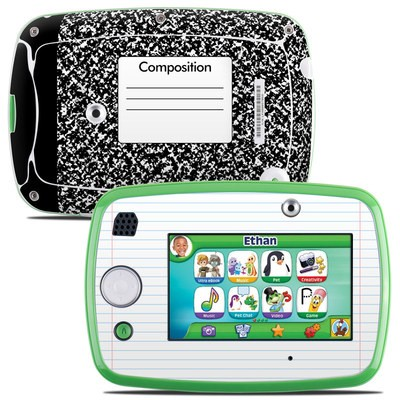 LeapFrog LeapPad 3 Skin - Composition Notebook