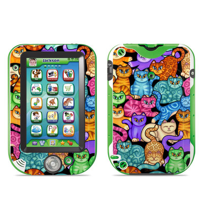 LeapFrog LeapPad Ultra Skin - Colorful Kittens