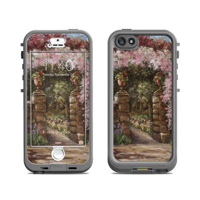Lifeproof iPhone 5S Nuud Case Skin - Gate At Alta Villa