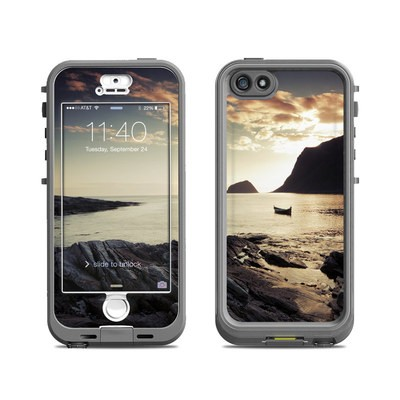Lifeproof iPhone 5S Nuud Case Skin - Anchored