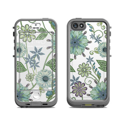 Lifeproof iPhone 5S Nuud Case Skin - Antique Nouveau