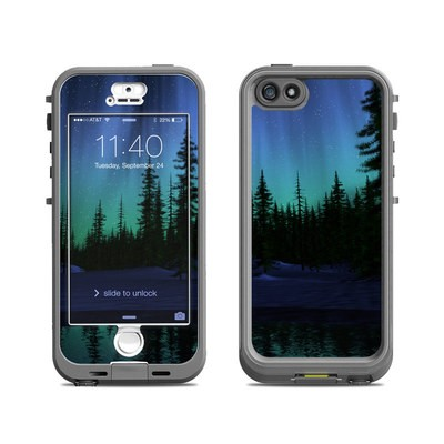 Lifeproof iPhone 5S Nuud Case Skin - Aurora