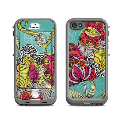 Lifeproof iPhone 5S Nuud Case Skin - Beatriz