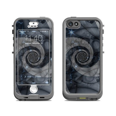 Lifeproof iPhone 5S Nuud Case Skin - Birth of an Idea