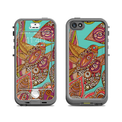 Lifeproof iPhone 5S Nuud Case Skin - Bird In Paradise