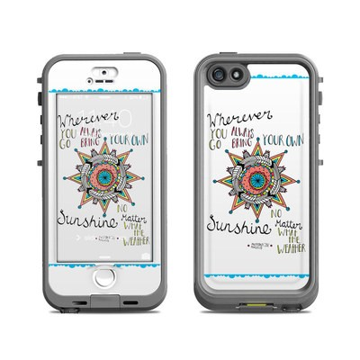 Lifeproof iPhone 5S Nuud Case Skin - Bring Your Own