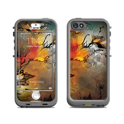 Lifeproof iPhone 5S Nuud Case Skin - Before The Storm