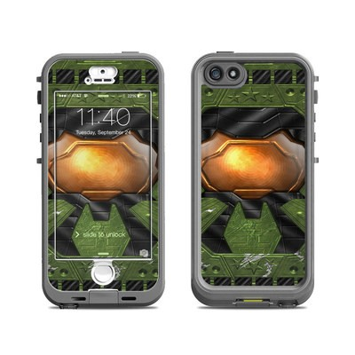 Lifeproof iPhone 5S Nuud Case Skin - Hail To The Chief