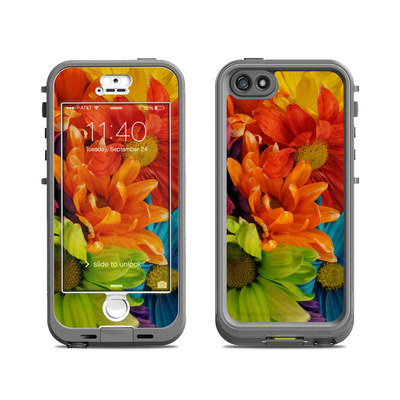 Lifeproof iPhone 5S Nuud Case Skin - Colours