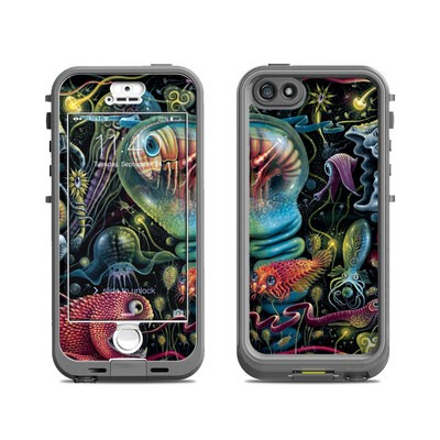 Lifeproof iPhone 5S Nuud Case Skin - Creatures