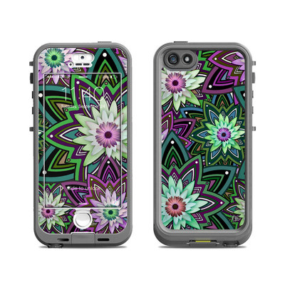 Lifeproof iPhone 5S Nuud Case Skin - Daisy Trippin