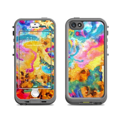 Lifeproof iPhone 5S Nuud Case Skin - Dawn Dance