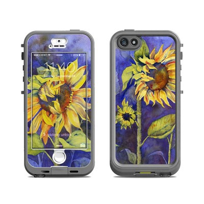 Lifeproof iPhone 5S Nuud Case Skin - Day Dreaming