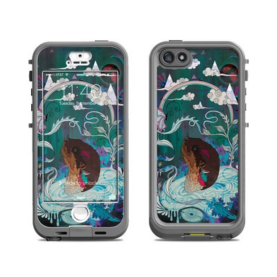 Lifeproof iPhone 5S Nuud Case Skin - Distraction