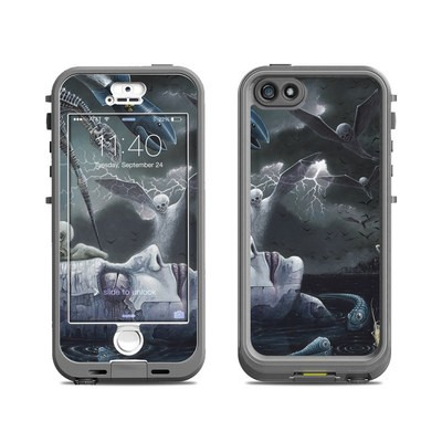 Lifeproof iPhone 5S Nuud Case Skin - Dreams