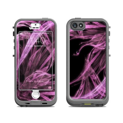 Lifeproof iPhone 5S Nuud Case Skin - Energy Blossom