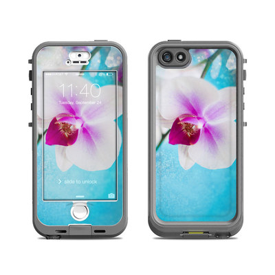 Lifeproof iPhone 5S Nuud Case Skin - Eva's Flower
