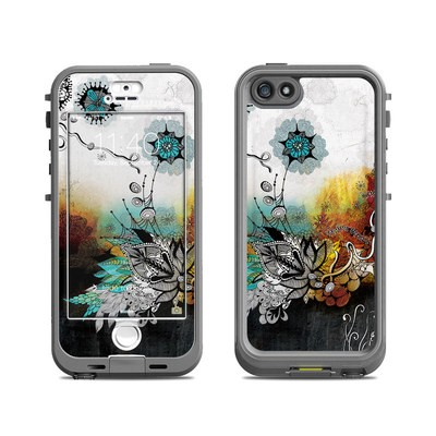 Lifeproof iPhone 5S Nuud Case Skin - Frozen Dreams