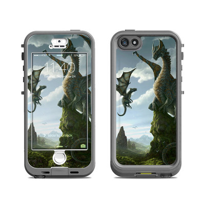 Lifeproof iPhone 5S Nuud Case Skin - First Lesson