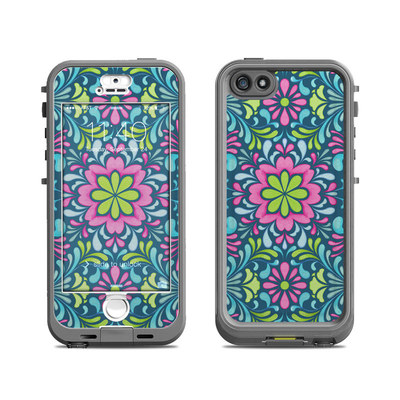Lifeproof iPhone 5S Nuud Case Skin - Freesia