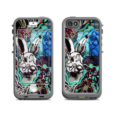 Lifeproof iPhone 5S Nuud Case Skin - The Hare