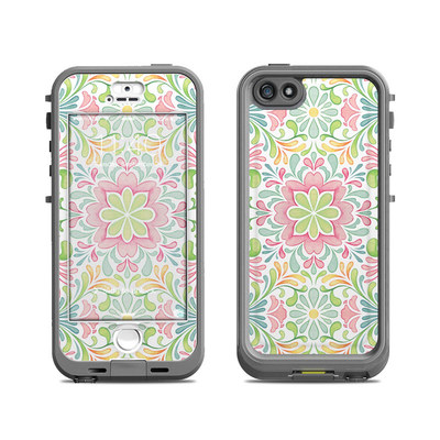 Lifeproof iPhone 5S Nuud Case Skin - Honeysuckle