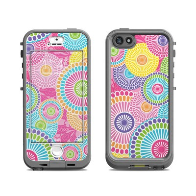 Lifeproof iPhone 5S Nuud Case Skin - Kyoto Springtime