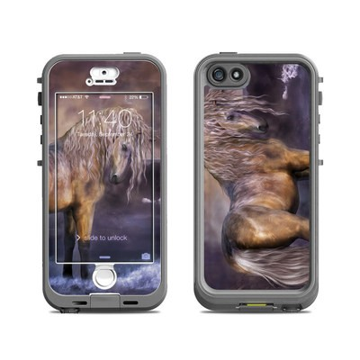 Lifeproof iPhone 5S Nuud Case Skin - Lavender Dawn