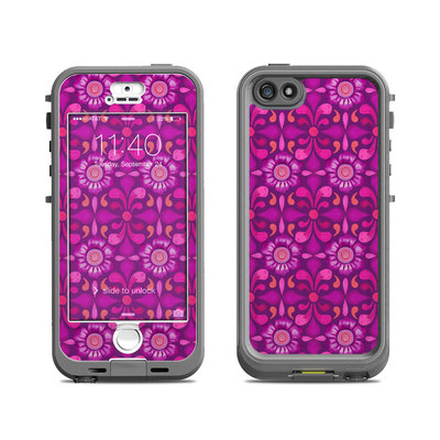 Lifeproof iPhone 5S Nuud Case Skin - Layla