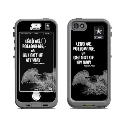Lifeproof iPhone 5S Nuud Case Skin - Lead Me