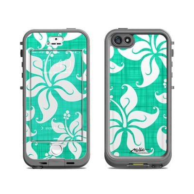 Lifeproof iPhone 5S Nuud Case Skin - Mea Aloha