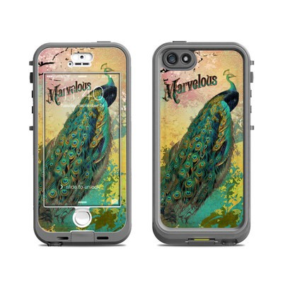 Lifeproof iPhone 5S Nuud Case Skin - Marvelous
