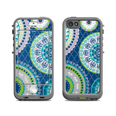 Lifeproof iPhone 5S Nuud Case Skin - Medallions