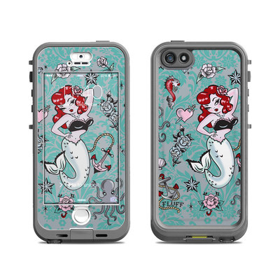 Lifeproof iPhone 5S Nuud Case Skin - Molly Mermaid