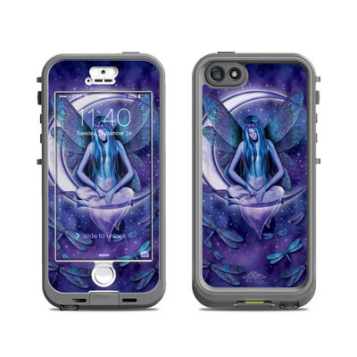 Lifeproof iPhone 5S Nuud Case Skin - Moon Fairy