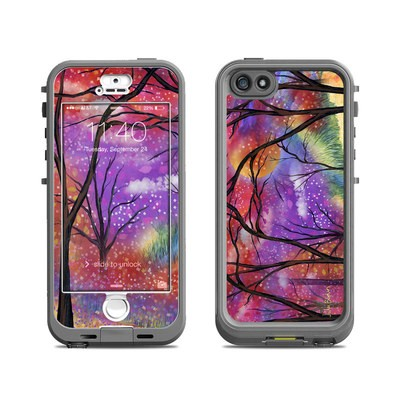 Lifeproof iPhone 5S Nuud Case Skin - Moon Meadow