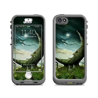 Lifeproof iPhone 5S Nuud Case Skin - Moon Stone