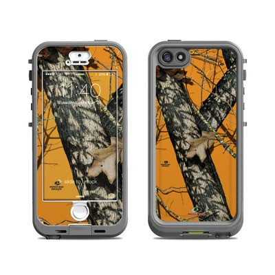 Lifeproof iPhone 5S Nuud Case Skin - Blaze