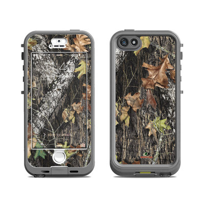 Lifeproof iPhone 5S Nuud Case Skin - Break-Up