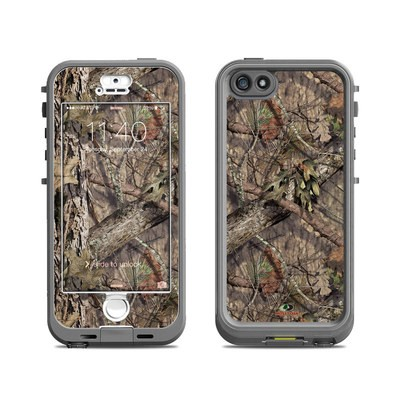 Lifeproof iPhone 5S Nuud Case Skin - Break-Up Country