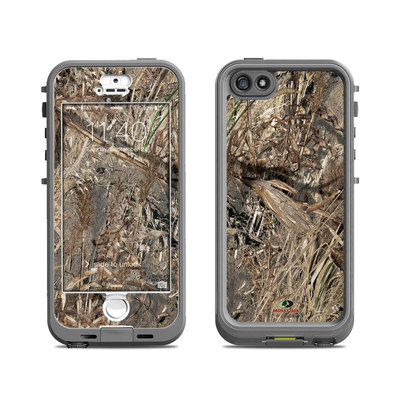 Lifeproof iPhone 5S Nuud Case Skin - Duck Blind