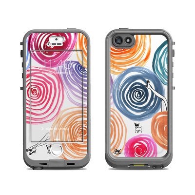 Lifeproof iPhone 5S Nuud Case Skin - New Circle
