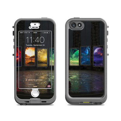 Lifeproof iPhone 5S Nuud Case Skin - Portals